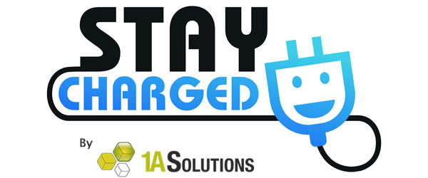 Stay Charged by 1A Solutions